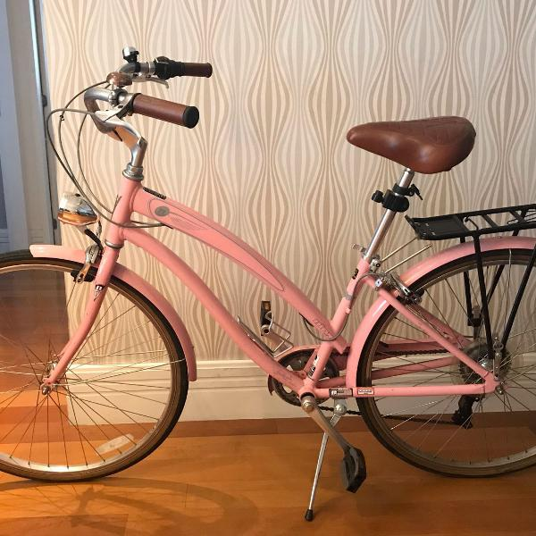 Bicicleta retrô importada nirve