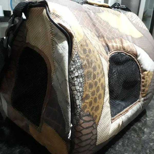 Bolsa de transporte para animais