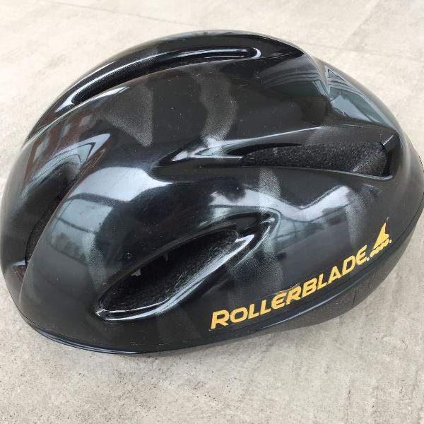 Capacete rollerblade para patins inline roller m