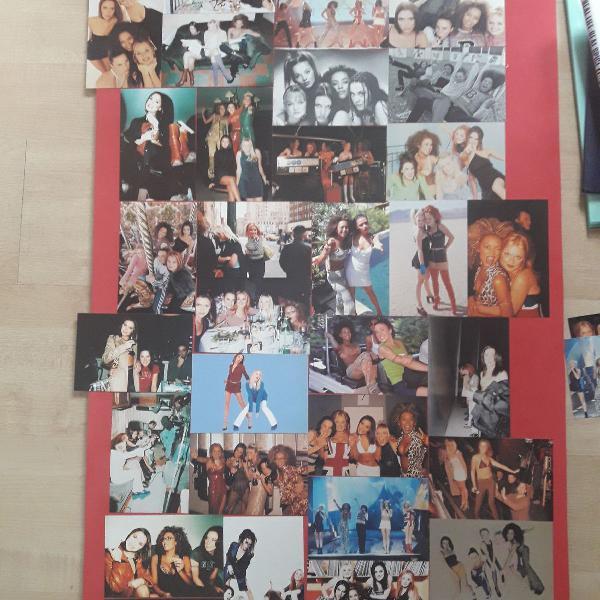 cards/fotos das spice girls