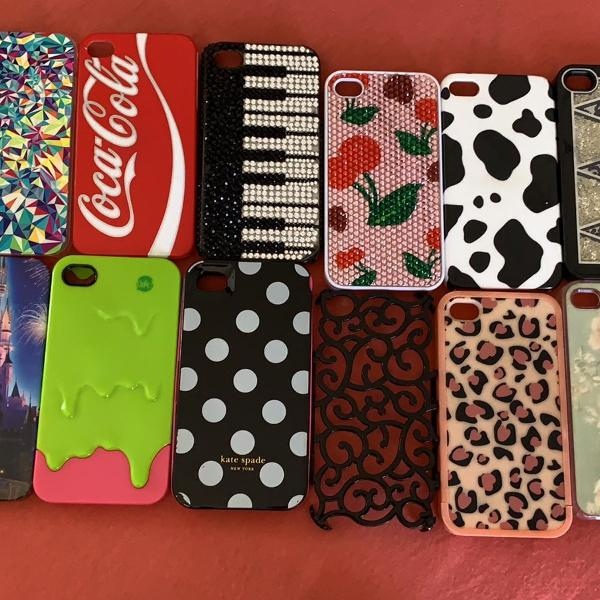 Cases do iphone 4/4s