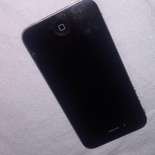 Celular iphone 4 - 6.2 gb