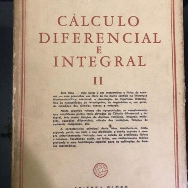 Cálculo diferencial e integral volume 2
