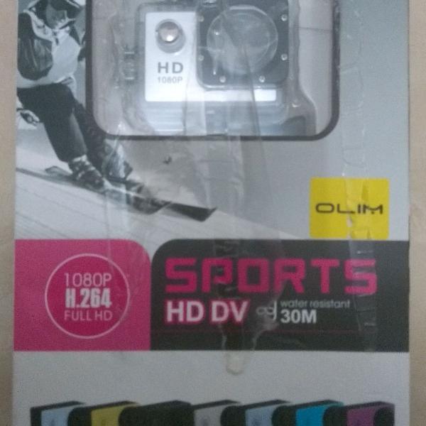 Câmera hd sports gopro