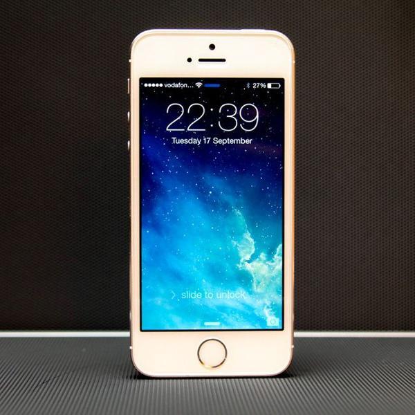 Iphone 5s 16gb cinza espacial aparelho em ótimas