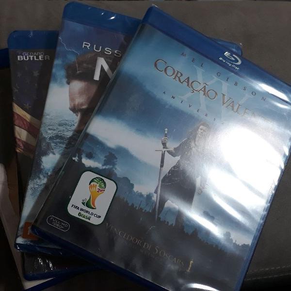 Kit de 4 filmes, blu ray