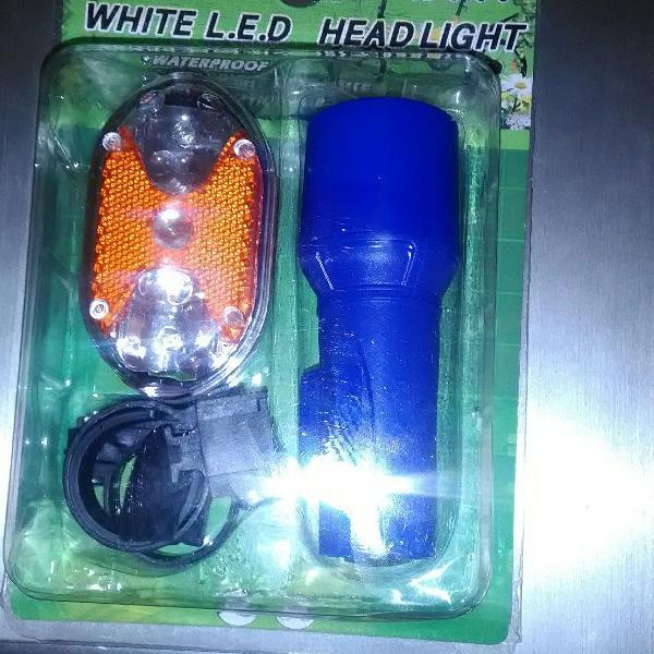 Kit de lanterna para bicicleta