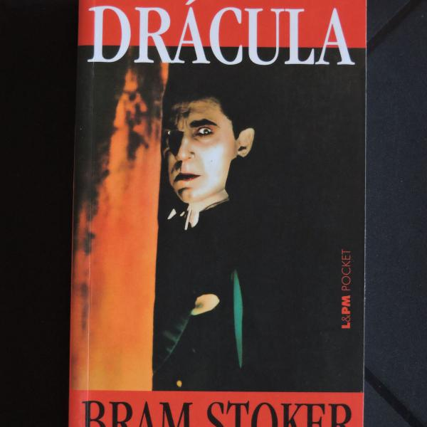 Livro drácula (bolso/pocket)