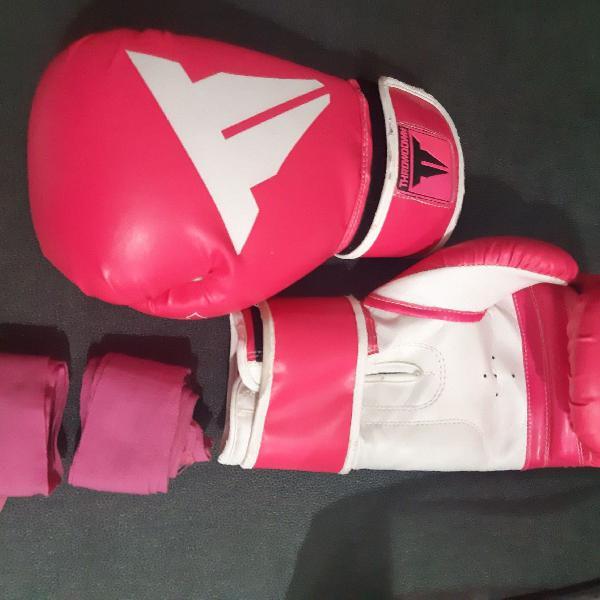 Luva de muay thai/boxe