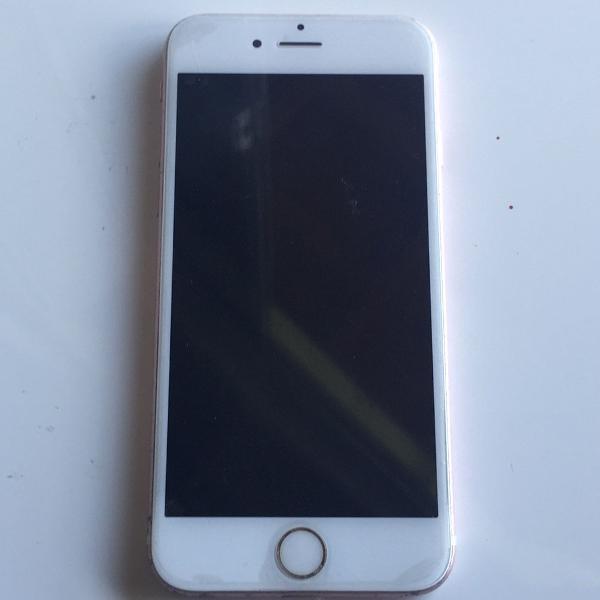 Pecas iphone 6s rose