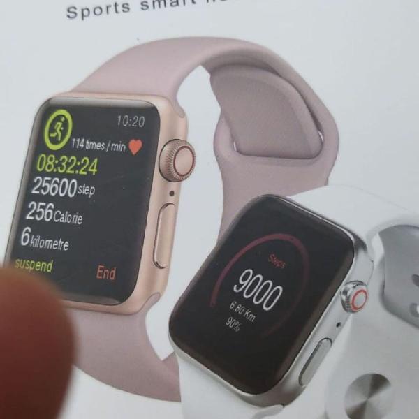 Relógio apple smart watch