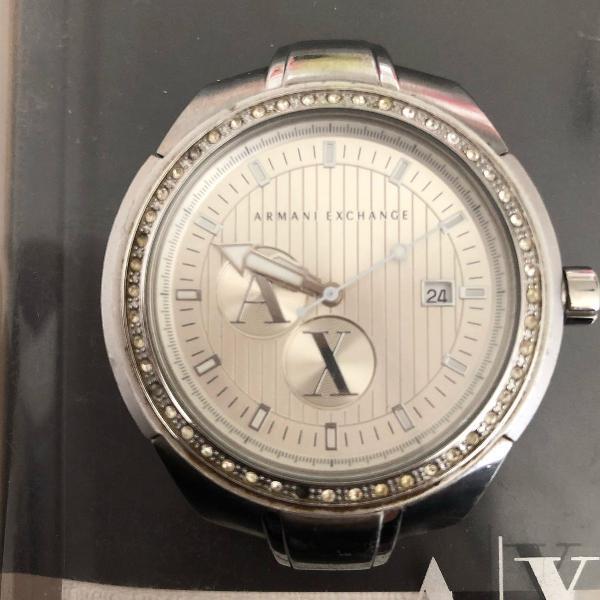 Relógio feminino armani exchange original