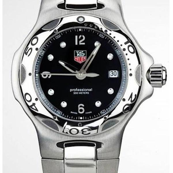 Relógio tag hauer kirium mod. wl1312