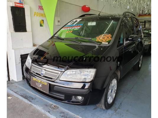 Fiat idea elx 1.4 mpi fire flex 8v 5p 2007/2007