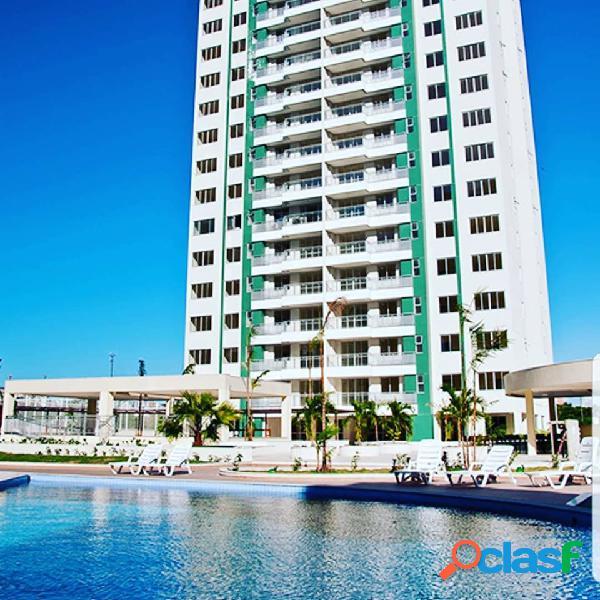 Vendo um espetacular apartamento mobiliado no residencial equilibrium pq 10 - manaus amazonas am