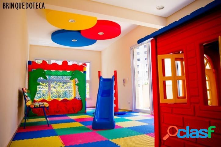 Apartamento NOVO de 90m² no Portal do Morumbi - Cód 97 2