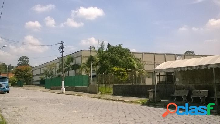 Galpão com + de 24 mil m² em embu - cód. 179