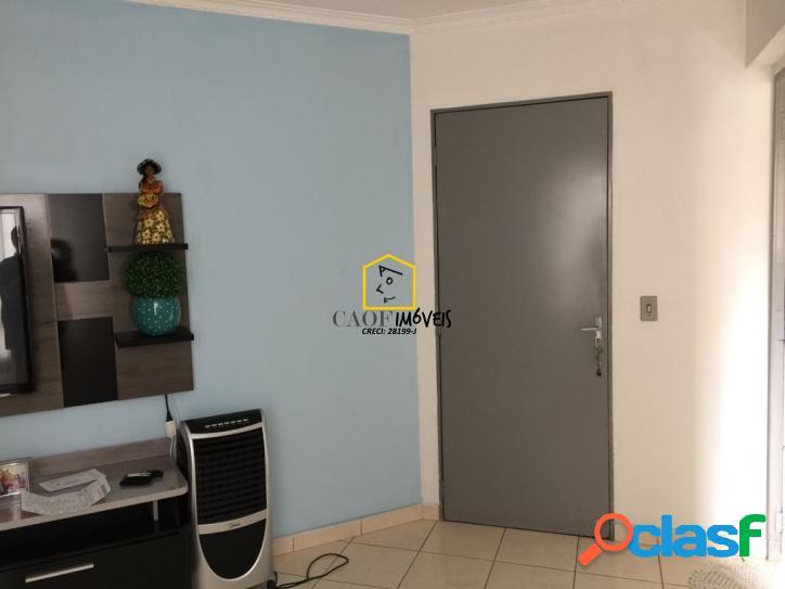 Apto. de 50m² no conjunto residencial josé bonifácio-cód.197