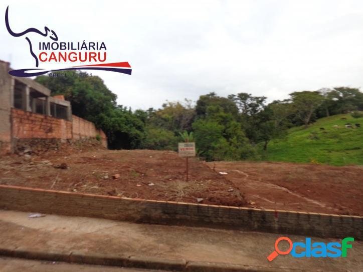 Terreno com 308 m², no bairro vila são josé, piraju-sp.