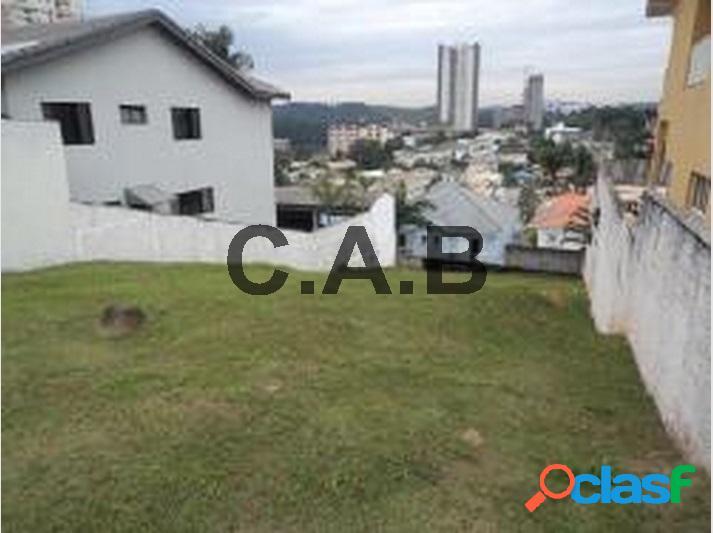 Terreno no residencial alphaville alphaplus – barueri – 549m