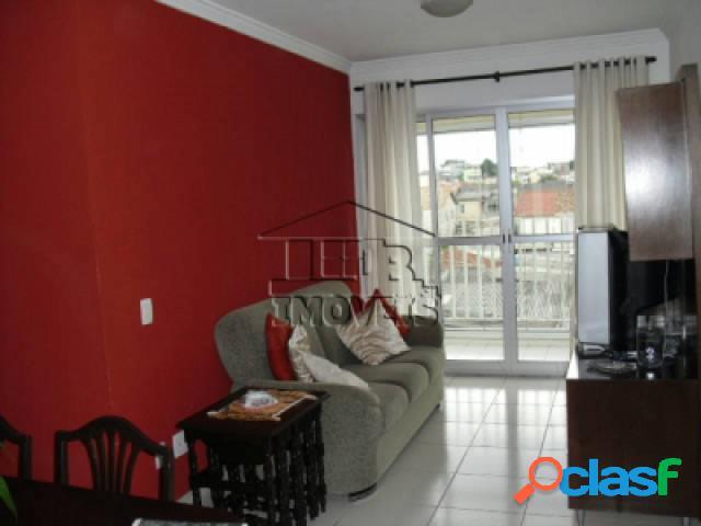 Apartamento com 3 dorms em são paulo - vila campestre por 380 mil