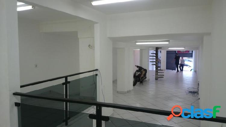 Salão comercial com 200 m2 em são paulo - jabaquara por 5 mil