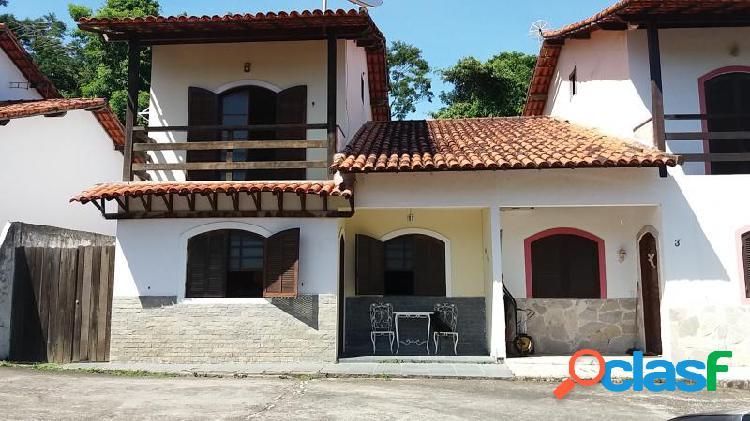 Casa em condomínio em maricá - flamengo por 250 mil à venda