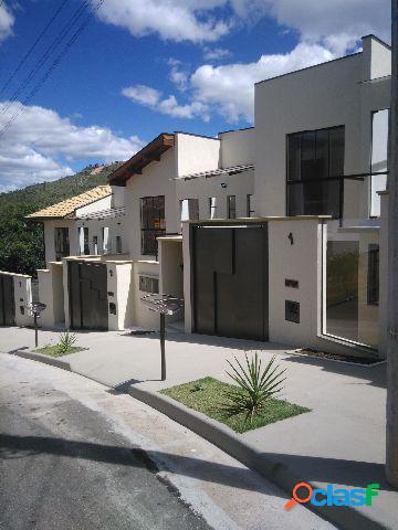 Casa com 2 dorms em poços de caldas - residencial greenville por 380 mil para comprar