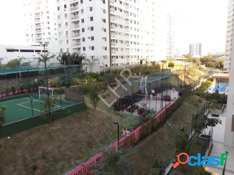 Edificio chorinho - apartamento com 2 dorms em rio de janeiro - del castilho por 293 mil à venda