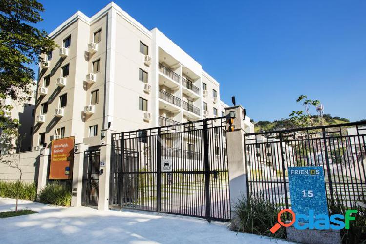 Friends - apartamento com 3 dorms em rio de janeiro - andaraí por 309.05 mil à venda