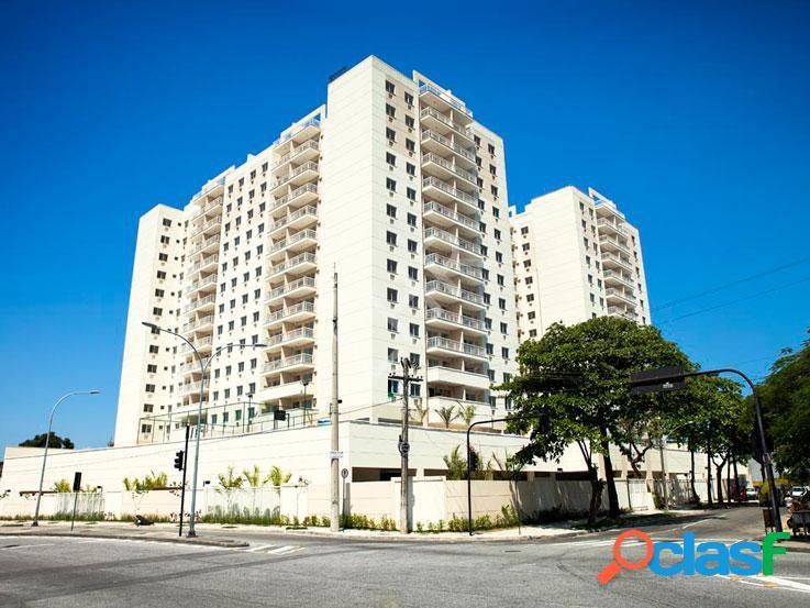 Norte privilege - apartamento com 3 dorms em rio de janeiro - cachambi por 424.69 mil à venda