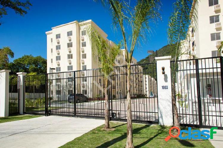 Verdant valley residence - apartamento com 2 dorms em rio de janeiro - jacarepaguá por 263.2 mil à venda