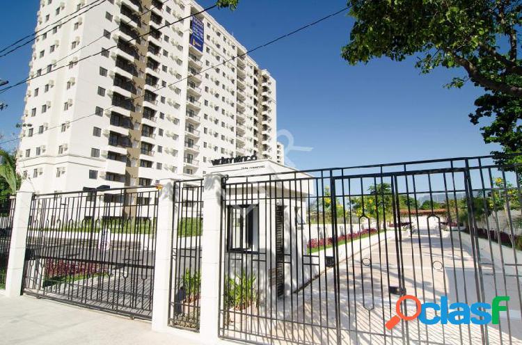 Vida america - apartamento com 2 dorms em rio de janeiro - del castilho por 272 mil à venda