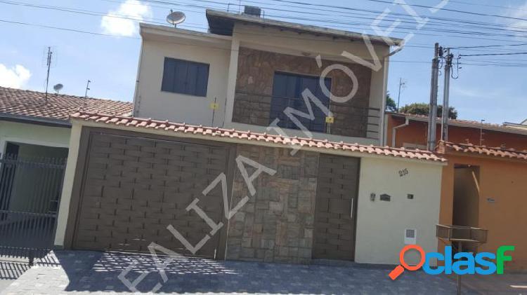 Casa com 3 dorms em poços de caldas - loteamento residencial santa clara ii por 439 mil à venda