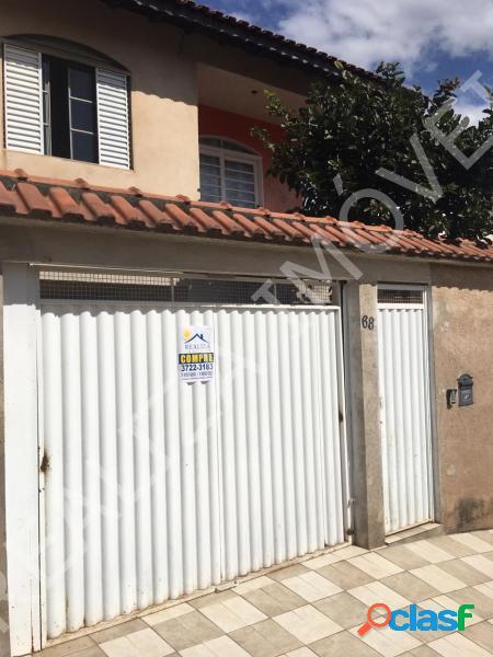 Casa com 3 dorms em poços de caldas - residencial santa clara por 387 mil à venda