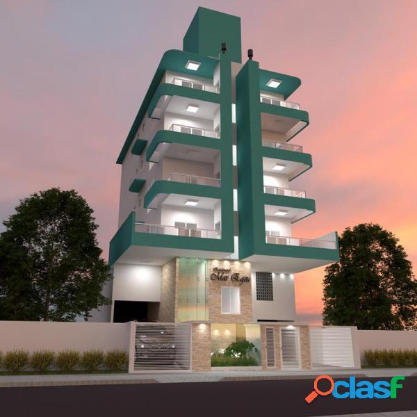 Residencial mar egeu - apartamento com 2 dorms em balneário piçarras - itacolomi por 272.12 mil à venda