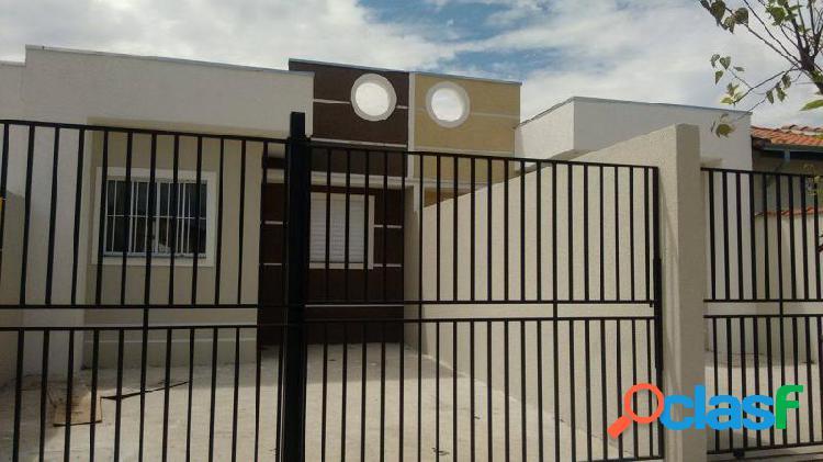 Casa com 2 dorms em pindamonhangaba - araretama por 160 mil para comprar