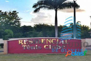 Terreno com 1000 m2 em olímpia - residencial tenis clube por 150 mil para comprar