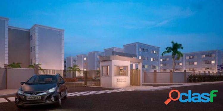 Apartamento com 2 dorms em ribeirão preto - ipiranga por 142 mil para comprar