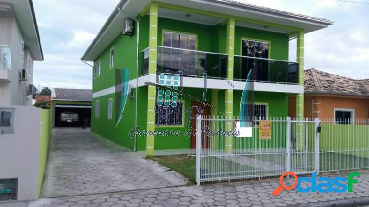 Casa com 6 dorms em florianópolis - ingleses do rio vermelho por 440 mil à venda