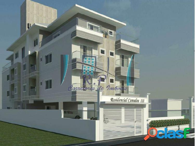 Apartamento com 2 dorms em florianópolis - ingleses do rio vermelho por 209 mil à venda