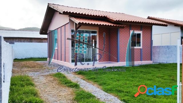 Casa com 2 dorms em florianópolis - são joão do rio vermelho por 140 mil à venda