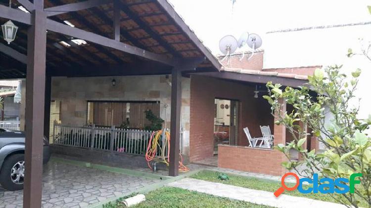 Casa com 4 dorms em itanhaém - praia dos sonhos por 580 mil para comprar