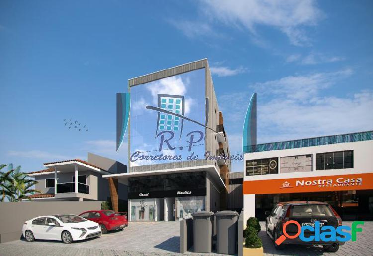 Sala comercial com 58 m2 em florianópolis - ingleses do rio vermelho por 260 mil à venda
