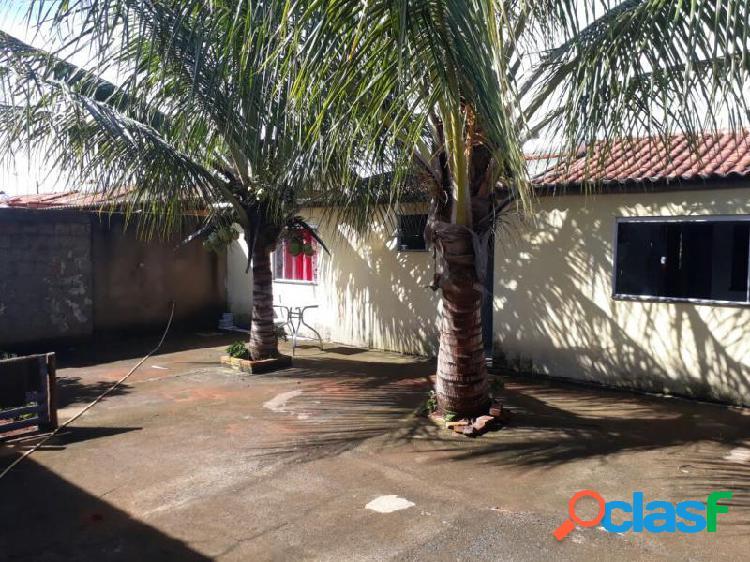 Casa com 3 dorms em Uberlândia - Jardim Sucupira por 280 mil para comprar
