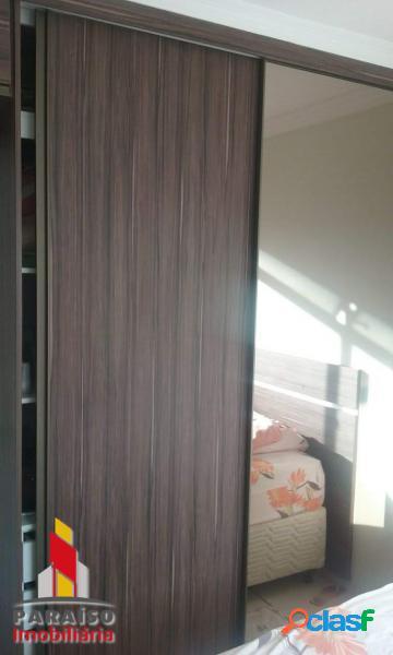 Apartamento com 2 dorms em uberlândia - chácaras tubalina e quartel por 140 mil à venda