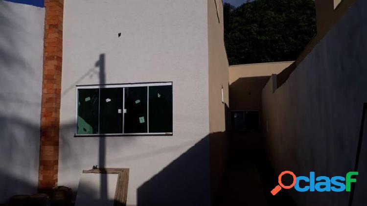 Casa com 2 dorms em uberlândia - pacaembu por 180 mil à venda