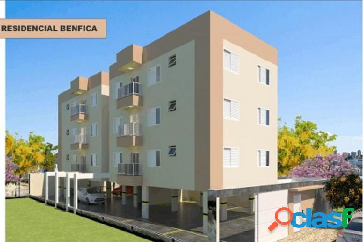 Apartamento com 2 dorms em Uberlândia - Tubalina por 130 mil à venda