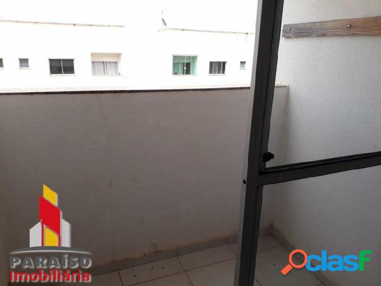 Apartamento com 3 dorms em Uberlândia - Santa Luzia por 170 mil à venda