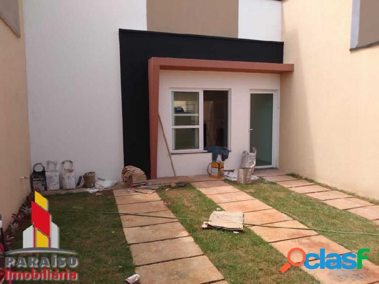 Casa com 3 dorms em uberlândia - vida nova por 260 mil à venda